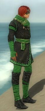 Mesmer Luxon Armor M dyed side