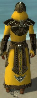 Dervish Asuran Armor M dyed back