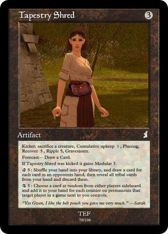 File:TEF's Tapestry Shred Magic Card.jpg