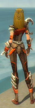 Ranger Asuran Armor F dyed back