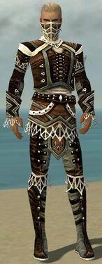 Ranger Kurzick Armor M gray front