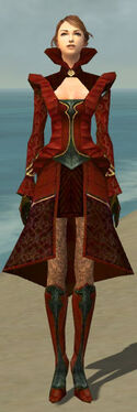 Mesmer Performer Armor F dyed front