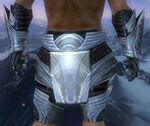 Ironfist Gauntlets M dyed back