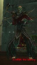 Zoldark the Unholy