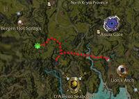 Insatiable Vakar map