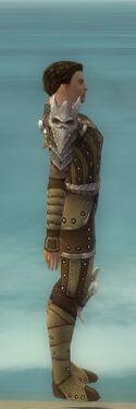 Ranger Elite Studded Leather Armor M dyed side