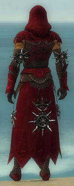 Dervish Elite Sunspear Armor M dyed back