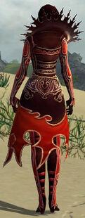 Livia Armor Deldrimor Back