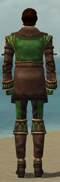 Mesmer Ancient Armor M dyed back