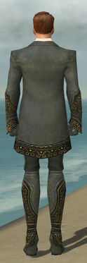 Mesmer Krytan Armor M gray back