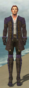 Mesmer Tyrian Armor M dyed front