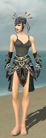 File:Necromancer Asuran Armor F gray arms legs front.jpg