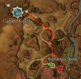 Itenda map