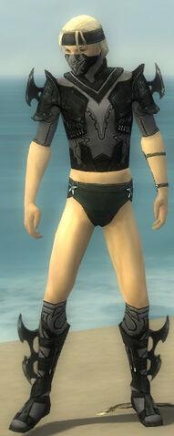 File:Assassin Kurzick Armor M gray chest feet front.jpg