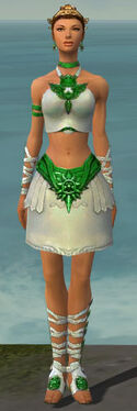 Paragon Istani Armor F dyed front