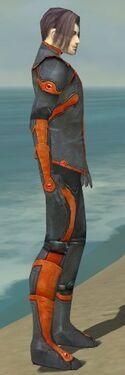 Elementalist Ascalon Armor M dyed side