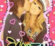 Couple-gyaru-nana-suzuki-popteen-purikura-Favim.com-96218 thumb