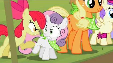 Apple Bloom - One day