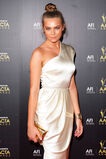 Indiana Evans At 2012 AACTA Awards Arrivals