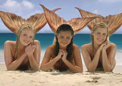 Emma Cleo Rikki Mermaid