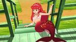 Rikki Turned Into a Mermaid