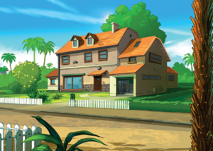 Lewis' House Animated