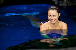 Nixie In Water