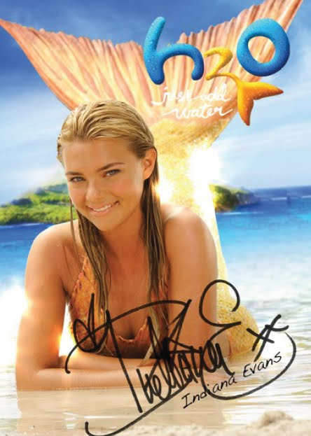 Image - Bella - Indiana Evans.jpg - H2O Just Add Water Wiki