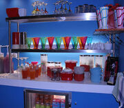Ocean cafe cups