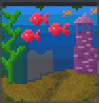 Background aquarium