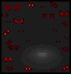 Background swarming darkness