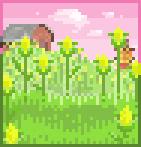 Background cornfields
