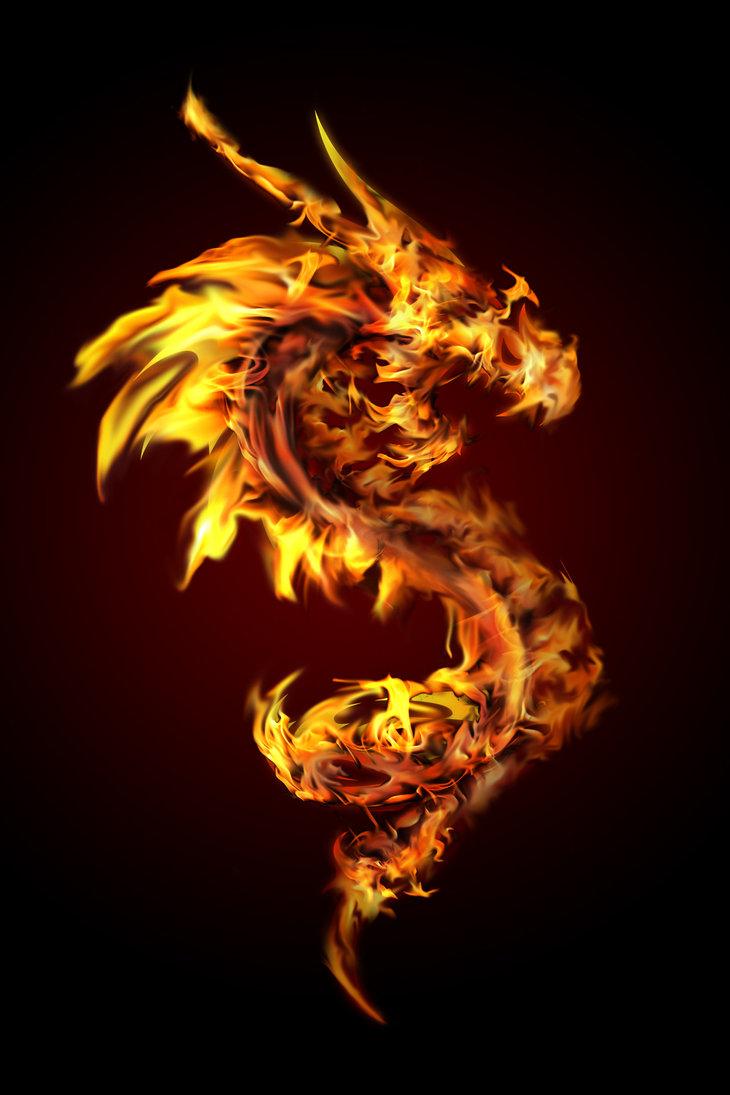 image flame dragon by chemikal graphixd5q5875jpg