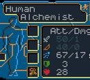 Human Alchemist