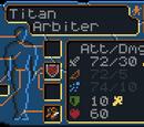 Titan Arbiter