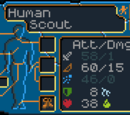 Human Scout
