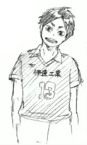 Kosuke Sakunami Sketch