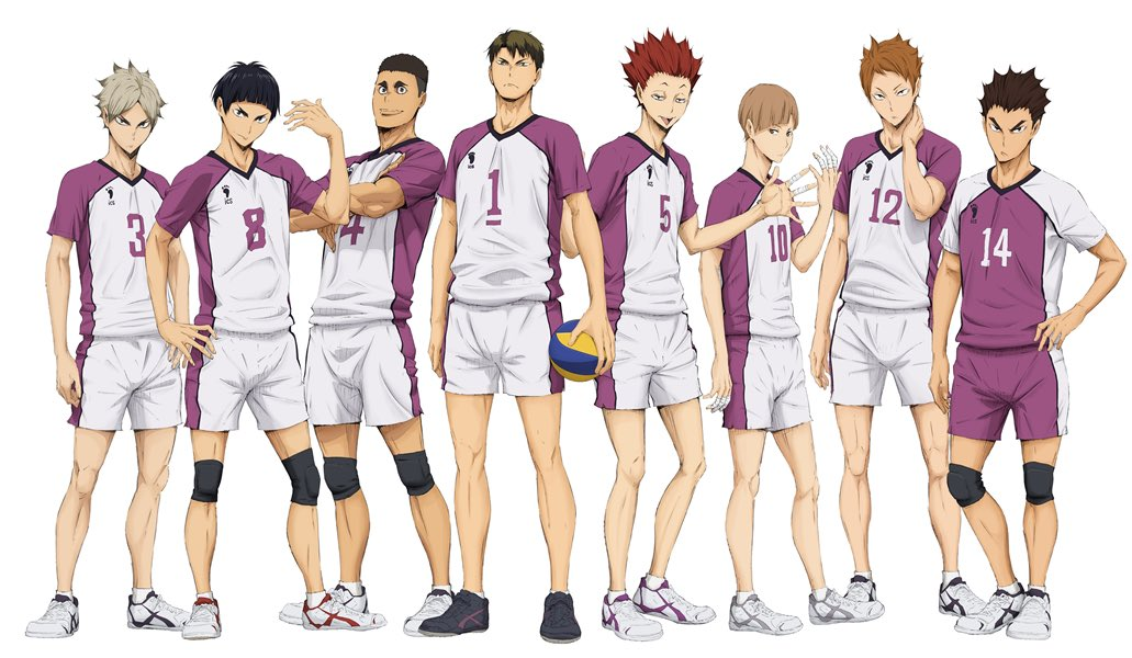 Shiratorizawa Academy | Haikyuu!! Wiki | FANDOM powered by ...