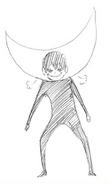 Kageyama the Moon