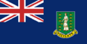 British virgin islands flag large