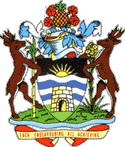 Antigua and barbuda coa