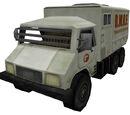 Black Mesa truck