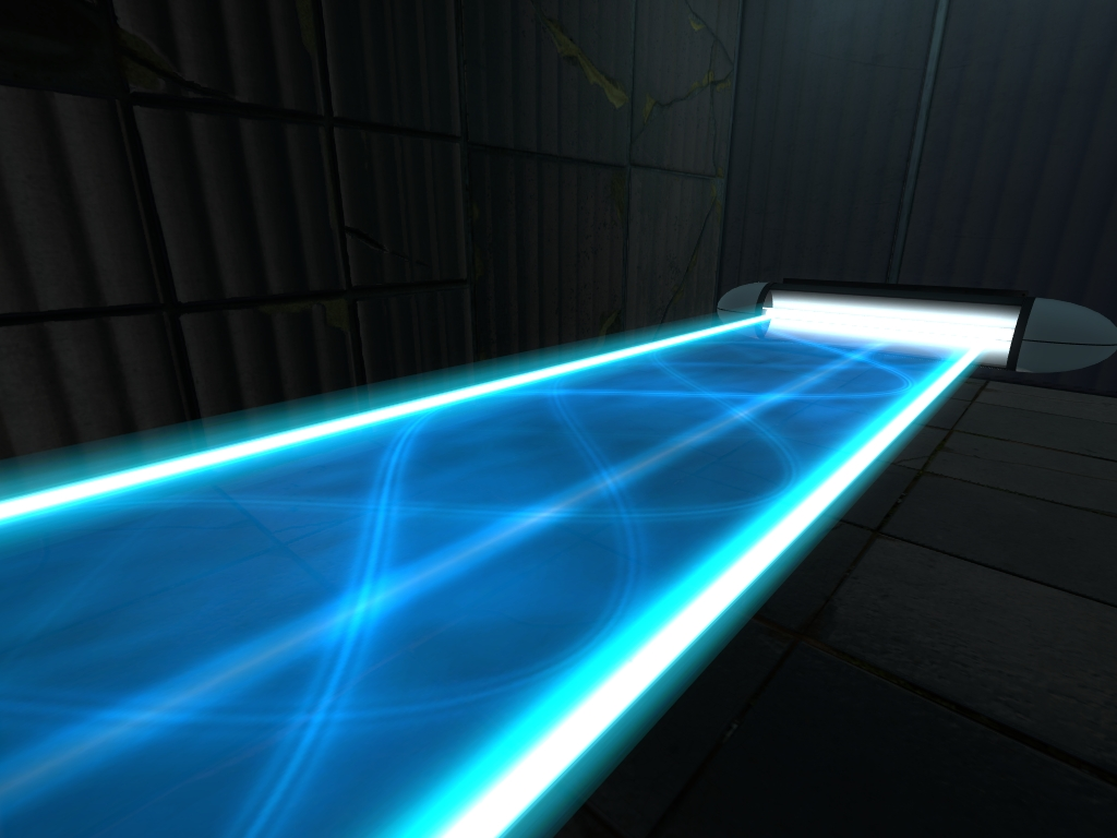 Aperture Science Hard Light Bridge | Half-Life Wiki ...