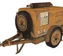Generator trailer
