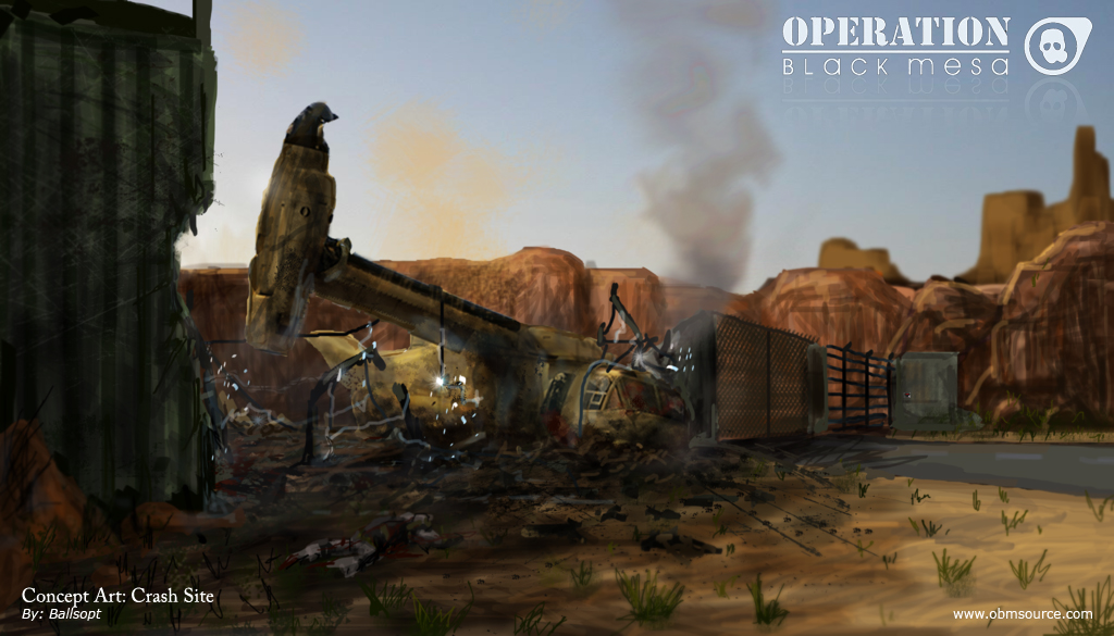Image obm welcome to black mesa half life for Operation black mesa download