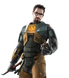 gordon freeman half life - photo #2