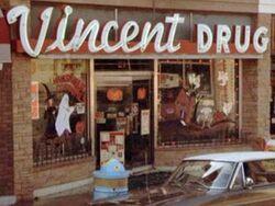 Vincent Drug Store