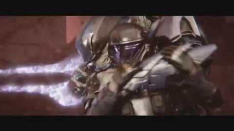 "Halo 2 Anniversary Cutscene Extra - ""4.5 - Another Day at the Beach"" HD (Blur Studios)"