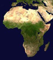 Africa satellite