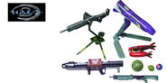 Halo2 Weapons Pack
